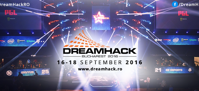 DreamHack Bucharest 2016 will take place between September 16-18th and will host a new stop of DreamHack ZOWIE Open 2016, that will feature CS:GO, $100,000 and 8 teams attending from […]