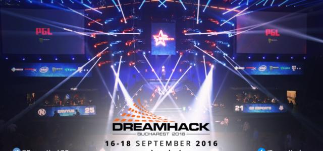 PGL anunță că DreamHack Bucharest 2016 se va desfășura în perioada 16-18 septembrie, la Sala Polivalentă din București. Biletele și abonamentele pentru cea de-a șaptea ediție DreamHack în România […]