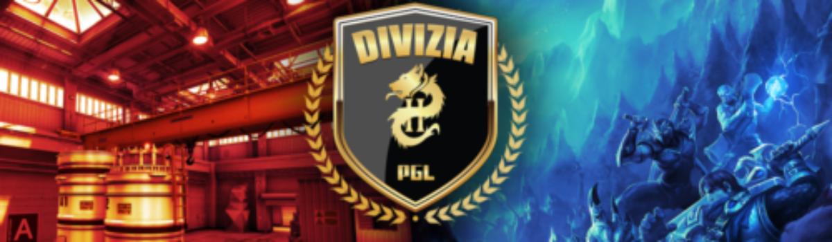 Vara asta gamerii români se întrec în Divizia PGL, sezonul al II-lea