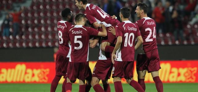 Ce etapă a 3-a am avut, ce etapă foarte spectaculoasă, cu 20 de goluri în șapte meciuri, din care unul a fost terminat cu scor nul. Dinamo rămâne pe prima […]